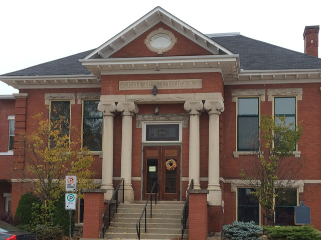 Port Elgin Library Pic
