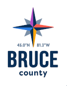 Bruce County Logo on White Background