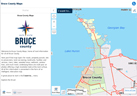 Bruce County Interactive Maps