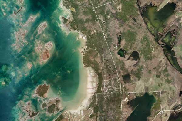 south Bruce Peninsula