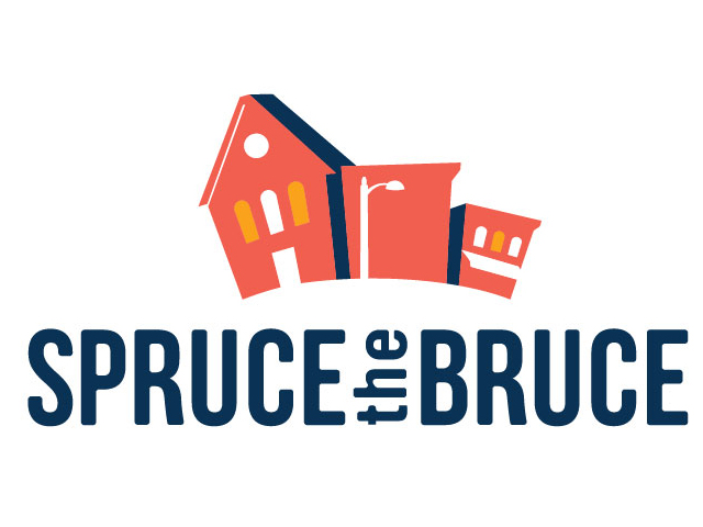 Spruce the Bruce