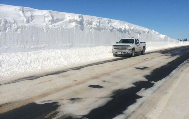 Winter in Bruce County