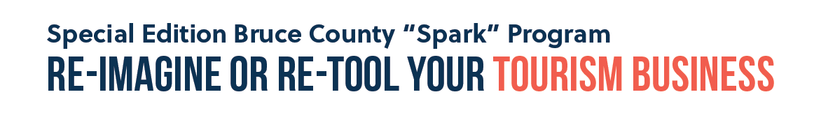 "Special Edition Bruce County ""Spark: Program"